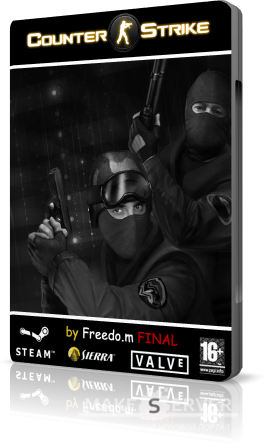 Counter-Strike 1.6 by Freedo.m FINAL [2012/P/ENG/RUS]