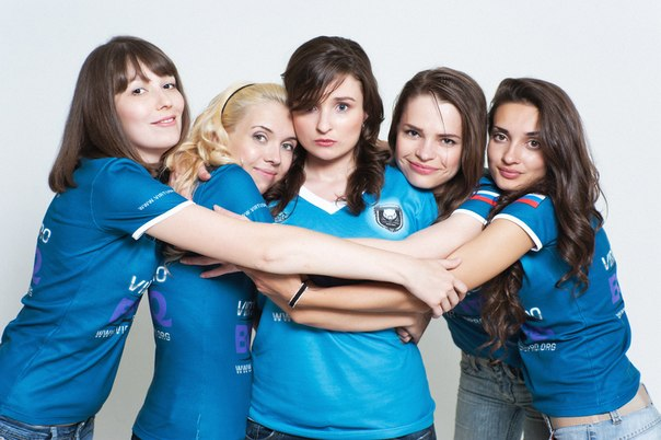 Attention to girls идет Набор в Клан : Semey Five famale !!!